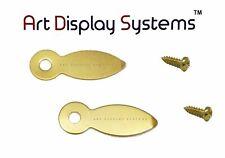 Ads 1 Inch Flat Bp Turnbutton - 100 4-3/8� Bp Screws - 100 Pack