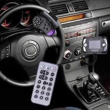 Wireless Bluetooth LCD FM Transmitter Wheel Modulator USB Car Kit MP3 Player SD