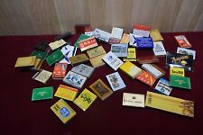 Book Matches Collection Mancave