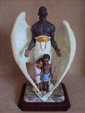 SALE - WAS $695 Thomas Blackshear Ebony Visions THE GUARDIAN NEW!!
