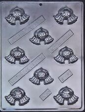 Halloween Spider Chocolate Candy Mold from Concepts In Candy #H035 - NEW