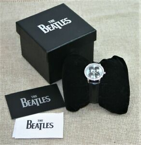 THE BEATLES OFFICIAL A HARD DAY'S NIGHT WATCH - NEW - BOXED -Thames Hospice