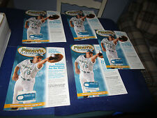 Cal Ripken Baseball Baltimore Orioles Prinivil Promotional Product Lot (5)