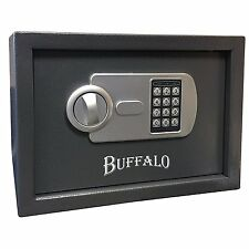 Buffalo Tools PPSAFE Outdoor Pistol Small Personal Safe With Keypad Lock New