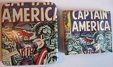 Avengers Captain America Slimfold Wallet Collector Tin Marvel Comics NEW 0006