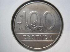 Polen,Polska 100 Zlotych 1990  (594)