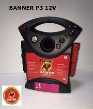 Banner Booster P3 PROFESIONAL EVO 12v 1600a Ayuda Starter Aparato P. EJ. OPEL