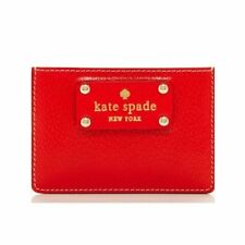 Kate Spade New York Busines Credit Card Case Graham Wellesley empirered WLRU1147