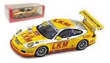 Spark SA041 Porsche 997 GT3 Cup Winner Carrera Cup Macau 2013 - E Bamber 1/43