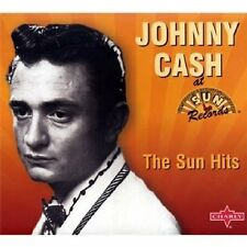 Johnny Cash - The Sun Hits            *** BRAND NEW CD ***