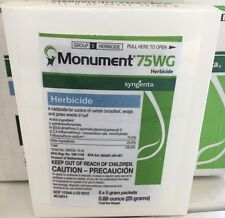 Monument 75WG Herbicide (5 x 5 gram Packets)