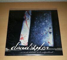 """DEAD STYLER - ..Sie Ist Süß 10"""" CLEAR VINYL 1999 RAR # Caliban Heaven Shall Burn"""