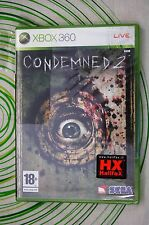 CONDEMNED 2 NUOVO xbox 360 pal