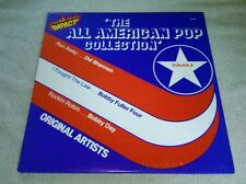 The All American Pop Collection Volume 2 LP Impact 1980 NM Various Bobby Fuller