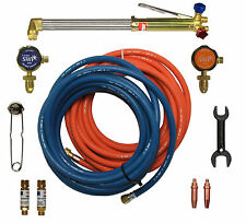 GAS WELDING & CUTTING KIT for Propane / Oxygen