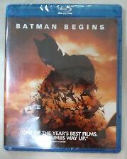 Batman Begins Bluray, Blu-Ray (USA Import, Region A)