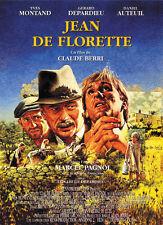 Marcel Pagnol Jean De Florette Yves Montand poster print 2