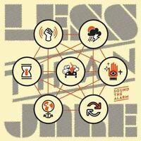 Less Than Jake - Sound The Alarm [LP][Cream/Orange Half'n'Half]