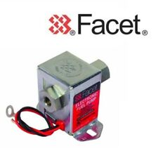 FACET 40288 12v ELECTRIC FUEL PUMP INC CHECK VALVE 3.0 - 4.5 PSI - RATED 180 BHP