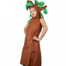 Fashion Halloween Fantastic Kids Wear Tree Performance Costume Party Clothing