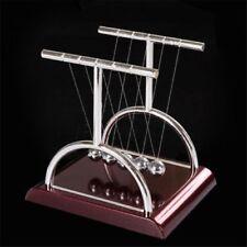 Newton Pendulum Stent Energy Conservation Cradle Balance Ball Pendulum (S99)