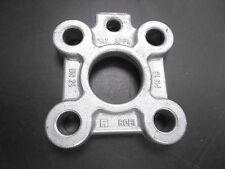 Flansch DN 25 Aluminium Schraubflansch Lochflansch NEU