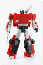 New MS-TOYS MS-B07 Robot Action Figure Red Cannon mini Sideswipe