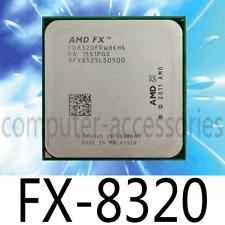 AMD FX-8320 3.5GHz 8 Cores 16M Socket AM3+ 125W CPU Processor
