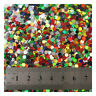 15g LARGE HOLOGRAPHIC GLITTER *4 SIZES *5 COLOURS * CRAFTS NAIL ART CARD MAKING