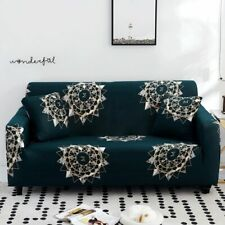 Floral Printed Sofa Covers Living Room Elastic Stretch  Sectional Corner Covers