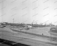 1 x négatif-Amsterdam-pays-BAS/HOLLANDE-wehrmacht - 1941-NEDERLAND-Grue-port - 7