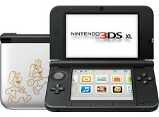 Nintendo 3DS XL Silver Super Mario & Luigi Dream Team Edition 3D DS Game System
