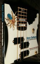 JOHN ENTWISTLE BASS CULTURE The Bass Guitar Collection BOOK Hardcover THE WHO VF
