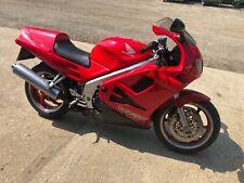 Honda VFR 750 RC36 1996 classic collector's motorbike