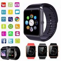 New 2018 GT08 Bluetooth Smart Watch Phone Wrist watch for Samsung and iOS iPhone