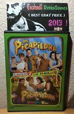 Colección Cine Familiar : Los Picapiedra 1 y Viva Rock Vegas // 2  DVD´s PAL 2