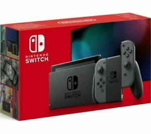 Nintendo Switch 1.1 Grey Games Console