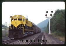 q768 Orig Slide NYSW 3004 On Special Oneonta, NY Area on 9-4-83