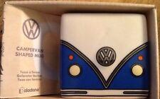 Officially Licensed Volkswagen Campervan Shaped Coffee Mug Gift