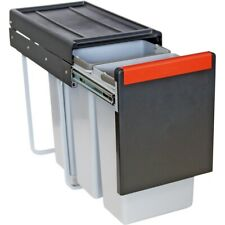 FRANKE CUBE 30 Einbau Abfallsammler 3x10 Liter 134.0039.555 (10048)