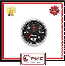 AutoMeter 0-60 PSI Sport-Comp II Chevy Bowtie Analog Gauge * 3605-00406 *