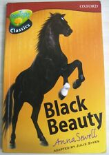 Black Beauty Anna Sewell adapted Julie Sykes Oxford Reading TreeTops Stage 15