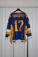 2008-09 SPHL Richmond Renegades Autographed Karasiewicz jersey (game worn)