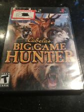 Cabela's Big Game Hunter - PlayStation 2 Brand New Factory Sealed
