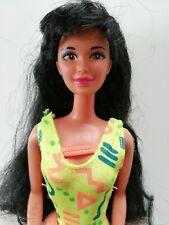 Barbie Hawaiian fun Kira Marina 1991 Mattel Asian