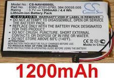 Batterie 1200mAh type 384.00035.005 8390-ZC01-0780 Pour Navigon 40 Plus