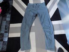 Jack & JONES Anti Fit Jeans Gris 30/30 condición FAB #BU26