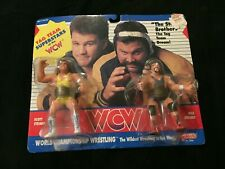 WCW Galoob Steiner Brothers Tag Set MOC