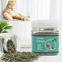 250ml Organic Dried Catnip Catmint Nepeta Cat Mint Leaf Herbal Pet Snack Healthy
