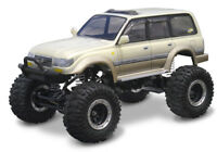 1:10 RC Clear Lexan Body - Landcruiser S 80 for Monster Truck or Crawler Colt